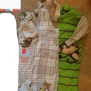 Other - LOT of 6 mo long sleeved outfits - 20 pieces